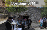 Opening of Mill